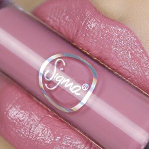 Sigma Lip Eclipse Liquid Lipstick Rosette BNIB